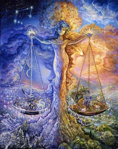 Jupiter in Libra - libra zodiac sign