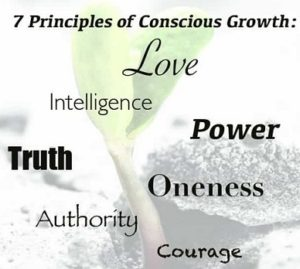 Personal and conscious growth