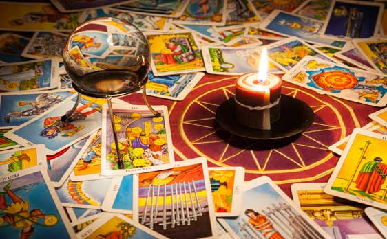 tarot reading advisors