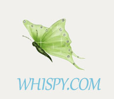Whispy.com Mobile Logo